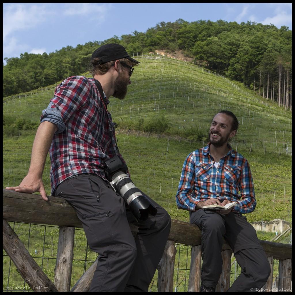Ludovic et Jean-Baptiste